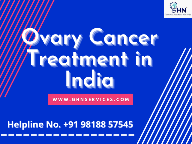 Ovary Cancer treatment cost in India