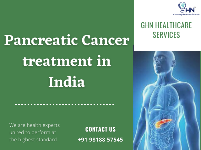 Pancreatic Cancer treatment cost in India