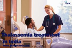 Thalassemia treatment in India